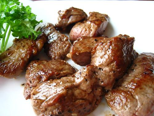 Beef Teppanyaki @ Edogawa