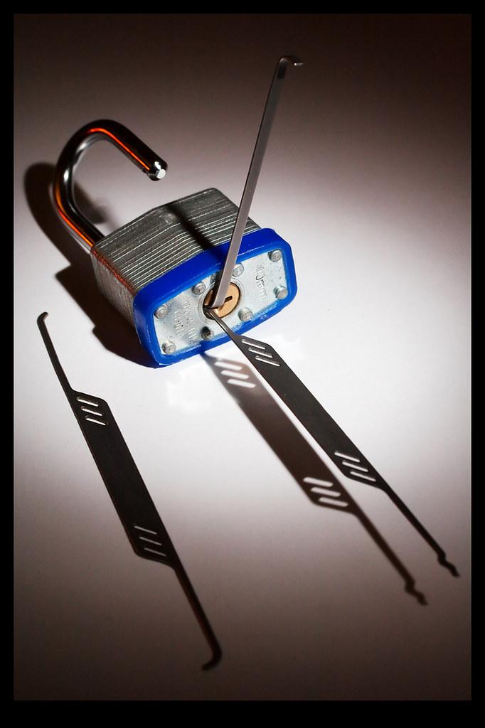 Hacking, the analog way