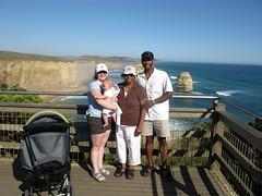 Family at 12 Apostles (Rebecca&Jason) Tags: australia 12 2008 apostles