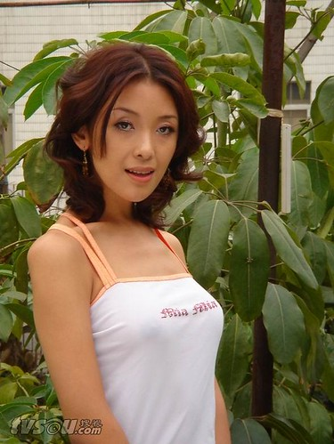 Chinese transsexual actress Chen Lili photo