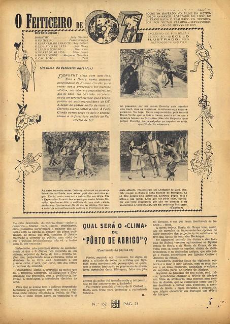 Século Ilustrado, No. 152, November 30 1940 - 21