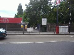 Picture of Syon Lane Station