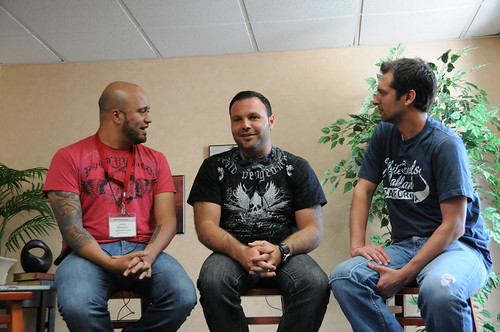 Mark Driscoll Tony Morgan Myself