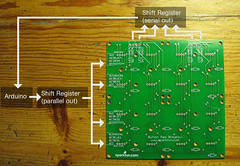 Sparkfun button pad pcb