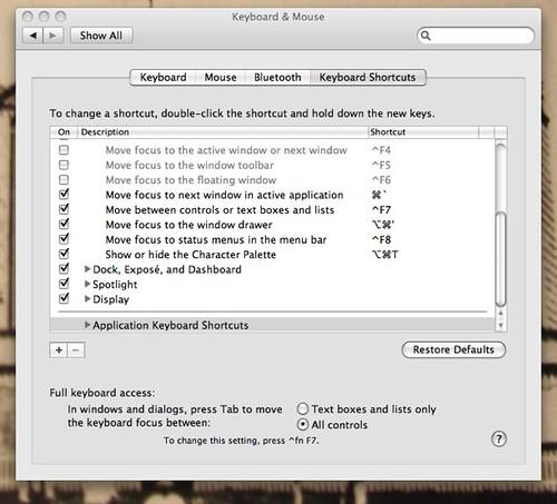 3527467435 d7e7c882bb o Editing Keyboard Shortcuts