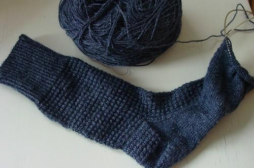 Ringwood sock in Trekking Pro Natura