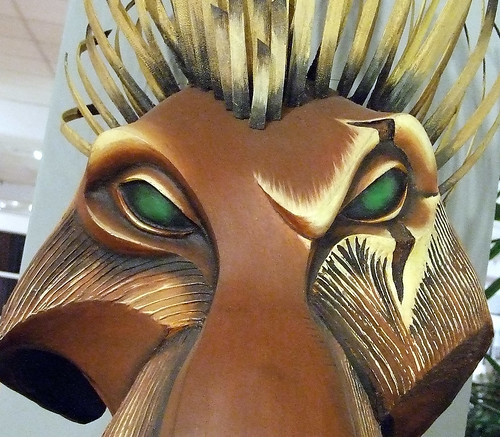 Mask of Scar, Lion King