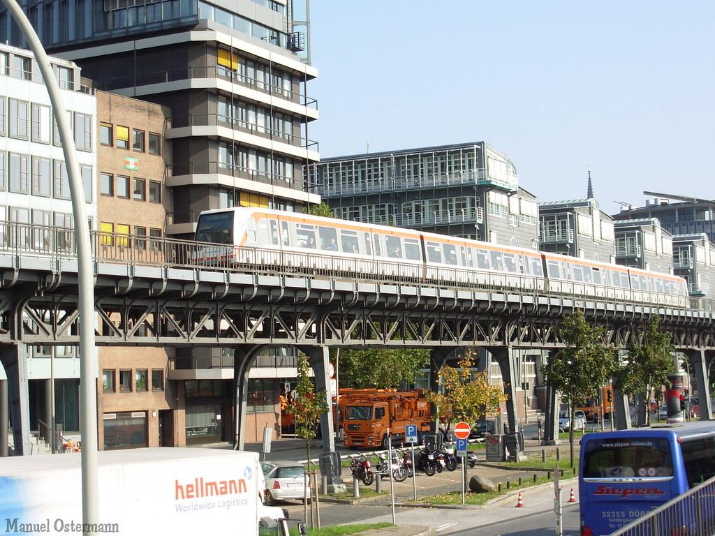 Hamburger Hochbahn AG (HHA) U1