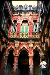 North Calcutta Courtyard