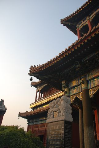 Pekin - temple des Lamas (28) [480]