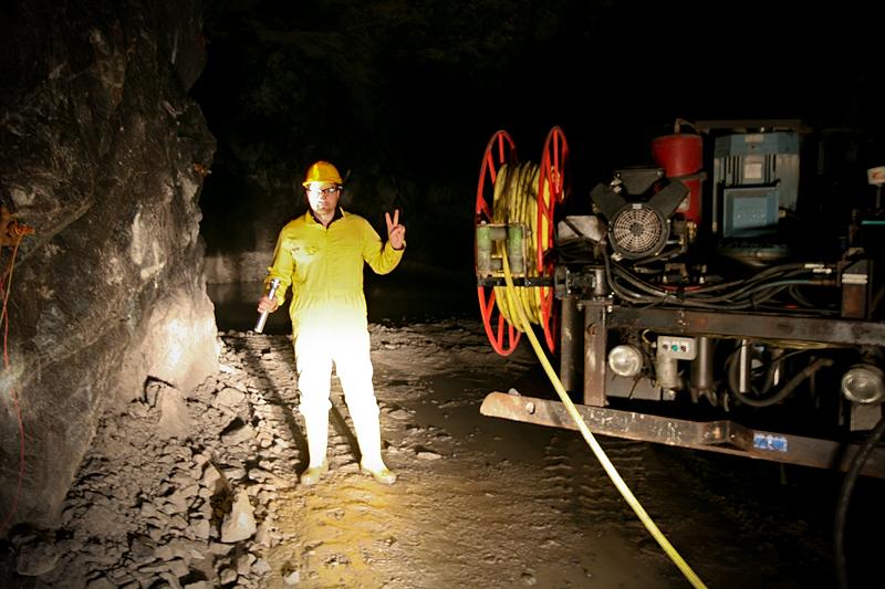 Jens i gruvan