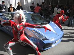Lucca Comics&Games 2007: Megaloman e Flash