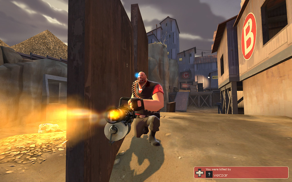 Heavy vs Sniper