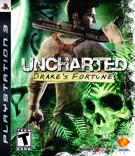 Uncharted: Drake's Fortune Pack Front.jpg