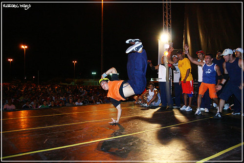 II Festival de Dança de Rua de Paraíba