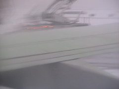 EWR Newark Liberty International Airport Snowstorm   Deicing De-Ice (Beauty Playin 'Eh) Tags: snow ice newjersey newark ewr deicing winterweather continentalairlines glycol libertyinternationalairport