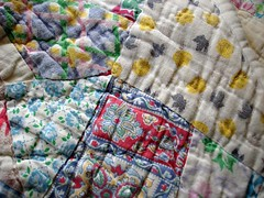 churn dasher quilt