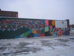 Merit Printing Mural