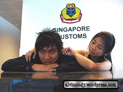 singapore custom