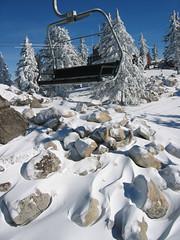 View from Sierra Ski Lift (Eliya) Tags: ski tahoe skilift snowboard naturesfinest sierratahoe