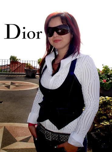 Gorgio Armani Ad · Dior Ad · baby GAP