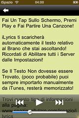 iLyrics for iPhone from iSpazio.net 2