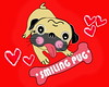 *SMILING PUG* - OUR GROUP ICON 1, LOVE EARTH - SAVE US *-*