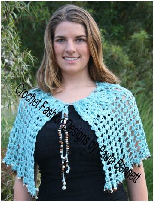 Ravelry: #13 Wrap Scarf with Sleeves pattern by Vladimir
