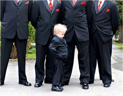 Funny Wedding Photo by weddingssc2 I 39m a big kid now