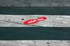 "Pegatina roja en el asfalto (""GALBA"") Tags: color rojo pavement asfalto pavimento freshminds redredred halurosdeplata obliquemind obliquamente"