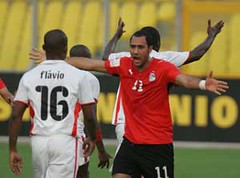 2008  Egypt in African nation cup Angola match (Ghana 2008) (Egyptian Photographer  ) Tags: love field ball goal shoot head soccer leg egypt cairo ghana celebrate cray  zamalek clup alahly goalkeaper