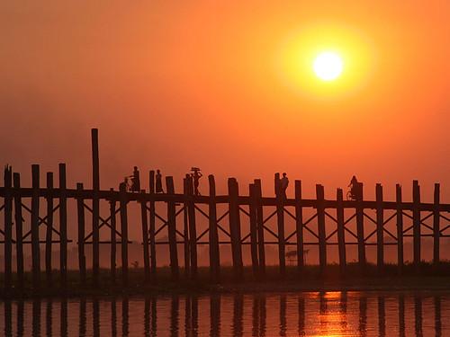 Photography: Amarapura, Myanmar