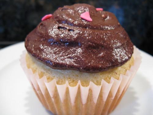 Love Potion Cupcake