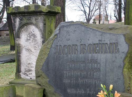 Grab Jakob Böhme