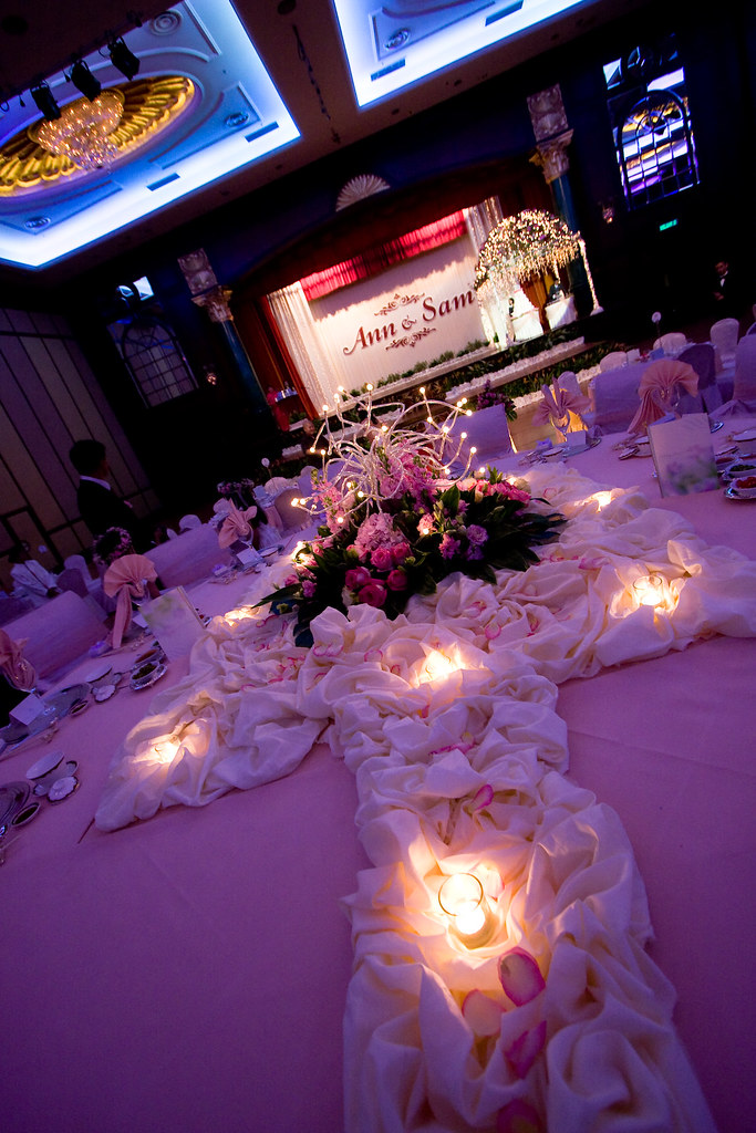 vip table and stage