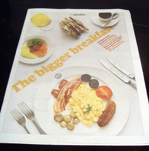 The Bigger Breakfast - Guardian Supplement