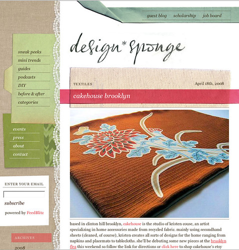 cakehouse on design*sponge!