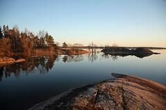 Roxen (dukematthew2000) Tags: sunset lake water sweden sverige norrköping linköping sjö östergötland roxen herrgård anawesomeshot grensholm grensholms