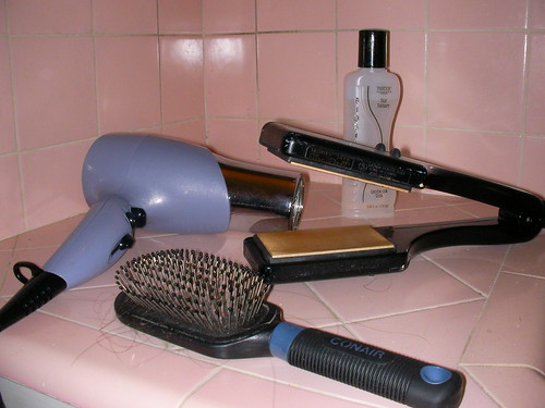 BioSilk, Hair Dryer, Straightener and Brush from Flickr