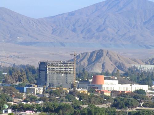 Construcción Casino Copiapó.
