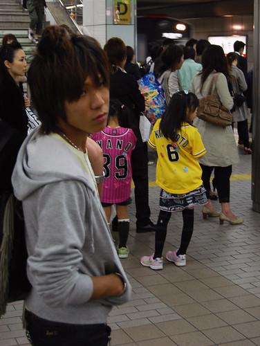 Hanshin face
