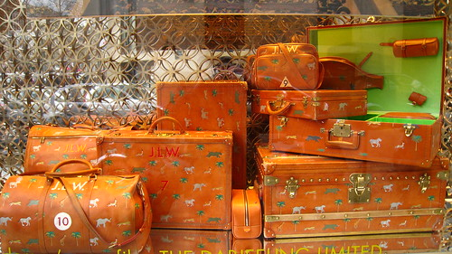 Darjeeling Limited Louis Vuitton, Champs elysées, Paris 002