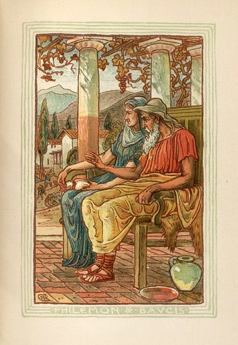 A wonder book for girls & boys 2-Walter Crane-1892