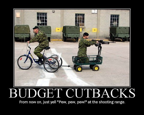 Budget-Cutbacks