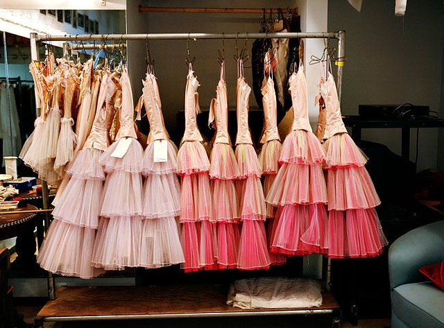 Fitting The Nutcracker Costumes of New York City Ballet