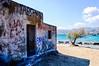 Kolimbithres, Paros (Kevin R Thornton) Tags: d90 taverna abandoned nikon kolimbithres mediterranean greece landscape travel beach paros kolimpithres egeo gr
