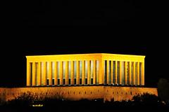 Anıtkabir / Gece (Atakan Eser) Tags: memorial ankara gece atatürk anıtkabir mustafakemal mustafakemalatatürk dsc2475