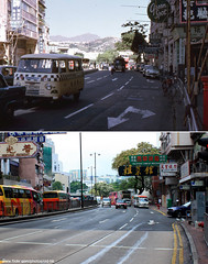 -   c.1960's (HK Man (ing)) Tags: old hk hongkong  kowloon  thenandnow oldhk  kln oldhongkong