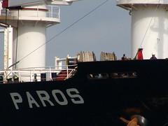 PAROS - IMO 9138458 (arnekiel) Tags: canal paros kiel imo nok bulkcarrier nordhafen bolten massengutfrachter bulker 9138458