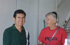 Fernando & Barbara (Bay Area Biking Nikon) Tags: portrait nikon oxygen barbara research fernando temperature d200 oceanographic salinity primaryproductivity hot196 rvkaimikaiokanaloa cbpittenger